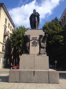 Monument to Vytautas Magnus