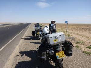 2014 kms from Samara