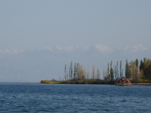Issyk-Kul lake, Kyrgyzstan