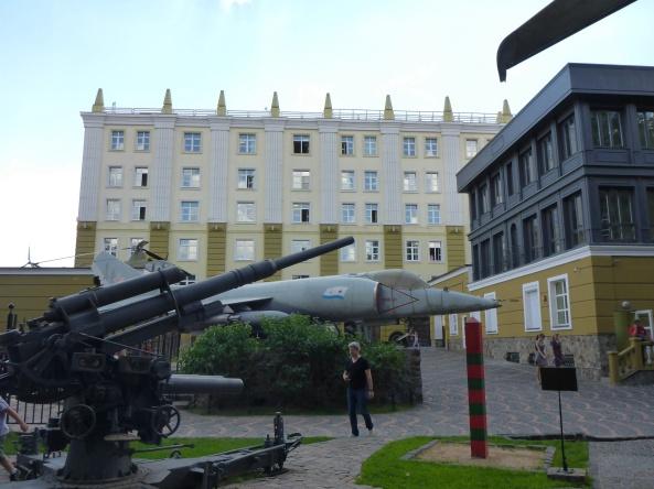 Moscow Vadim Zadorozhny Technical Museum