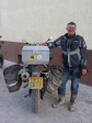 End of a hard and dusty 10 hour ride into Kyzylorda