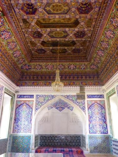 Kudhayar Khan Palace in Uzbekistan
