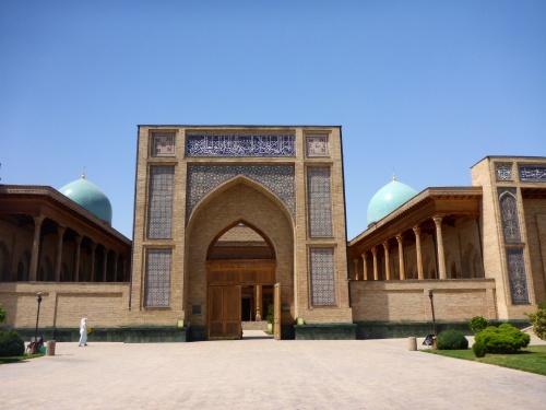 Barak-Khan Madrassah, Toshkent, Uzbekistan