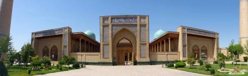 Baraak-Khan madrassah, Toshkent, Uzbekistan