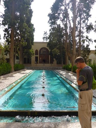 Bagh-e-Fin Garden, Koshan, Iran