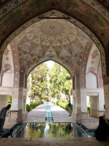 Bagh-e-Fin Garden, Kashan, Iran