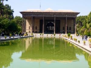 Chehel Sothun palace - Isfahan, Iran