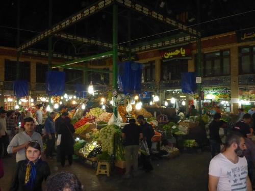 Tajrish bazar, Tehran, Iran