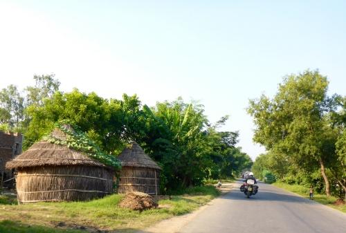 On our way to Muzaffarpur, India