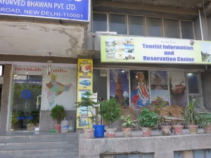 Tourist office open 24 hours a day in Delhi