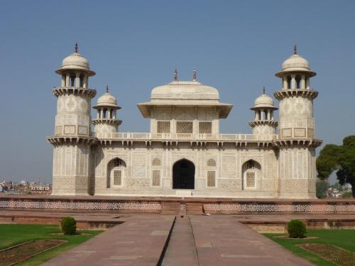 I'timad-ud-Daulah mausoleum, Agra, India