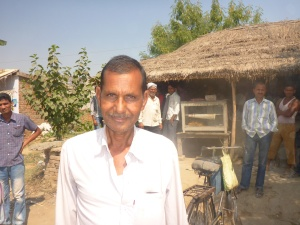 The tea house 'fixer' who organised our breakfast