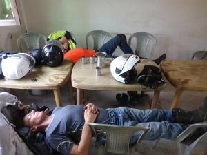 The boys need a nap