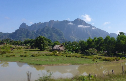 Hpa-An valley, Myanmar