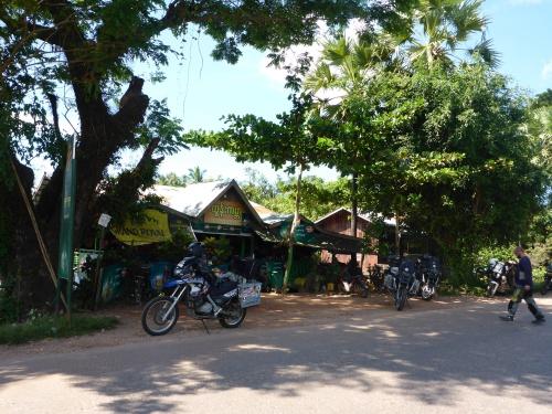 Last stop before Kawkareik, Myanmar
