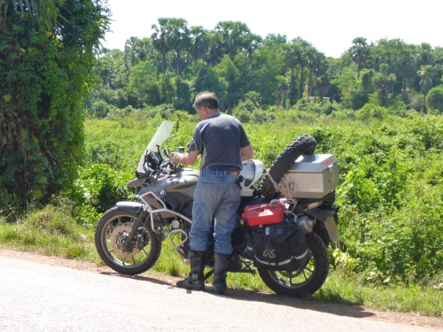 50kms out of Kawkareik, Myanmar