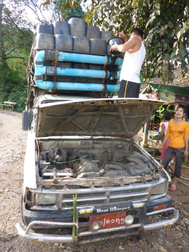 That's a serious radiator feed!  Myanmar