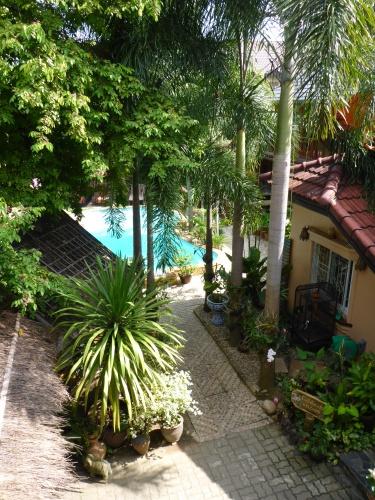Liam's Suan Dok Mai guesthouse, Chiang Mai