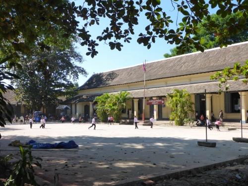 Ecole maternelle de Luang Prabang, Laos