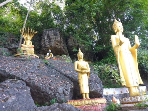 Mont Phu Si, Luang Prabang, Laos