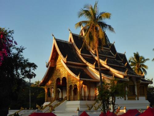 Wat Hor Phrabang, Luang Prabang, Laos