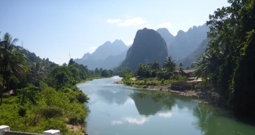 Ban Pha Tang, Laos