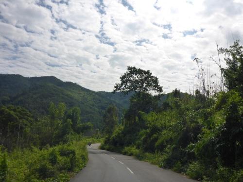 Gorgeous ride to the India-Myanmar border