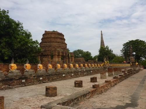 Wat Yai Chai Monghol, Ayutthaya, Thailand