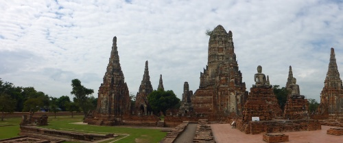 Wat Chaiwathanaram, Ayutthaya, Thailand