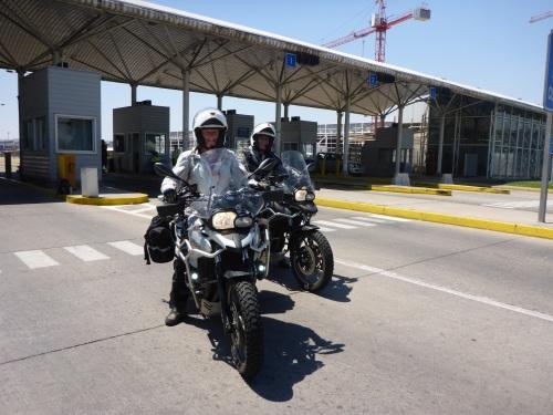 Santiago here we come!