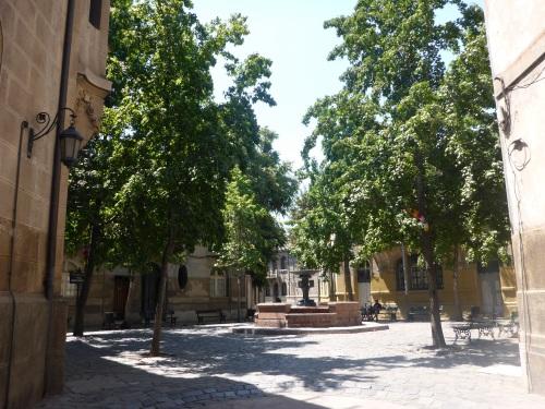 Plaza Libertad de Prenza, Santiago