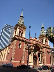 Basilica de la Merced, Santiago, Chile