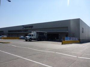 Cargo warehouse - Santiago