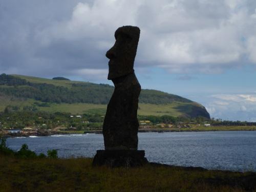 Tahai moai