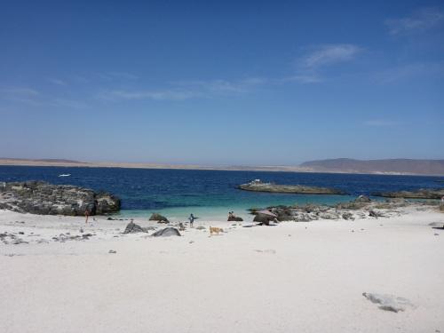 Bahia Inglesia beach