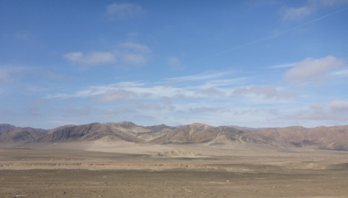 Atacama shades of brown