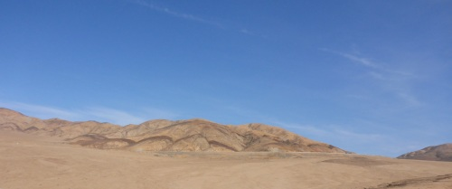 More shades of the Atacama desert