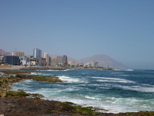 Antofagasta coast