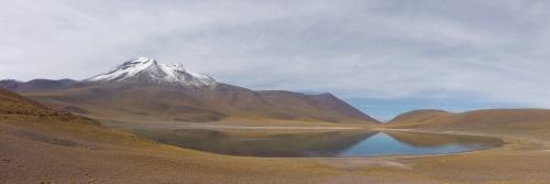 Miniques lagoon
