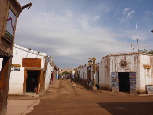 San Pedro de Atacama town centre