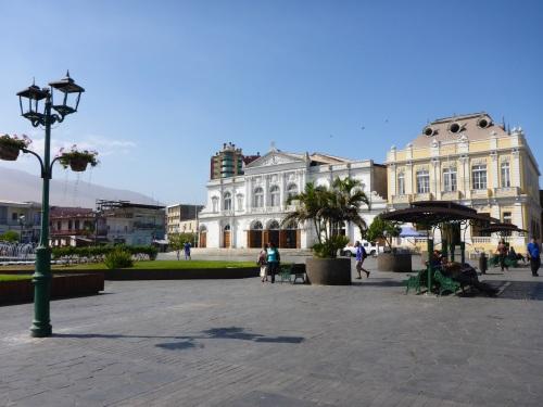 Plaza Prat de Iquique