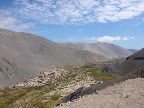 Camarones valley