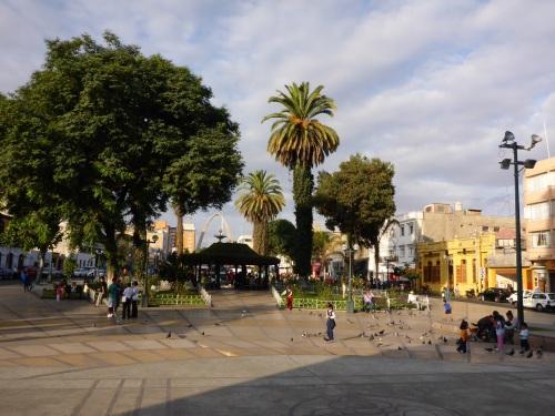 Tacna Paseo Civico