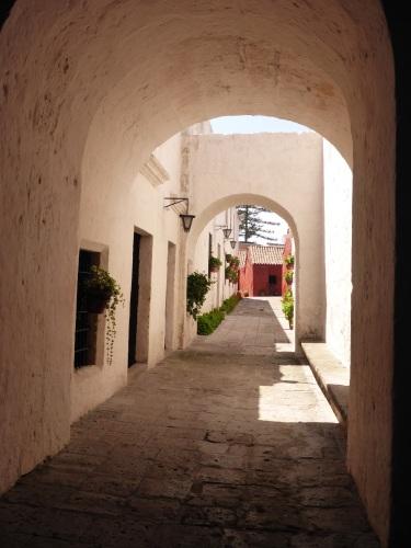 Monasterio Santa Catalina, Arequipa