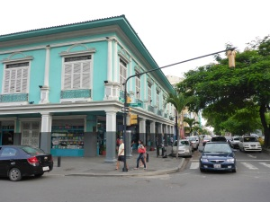 Guayaquil city centre