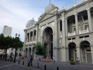 Guayaquil municipality building