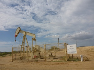 Piura district is rich is natural gas and oil