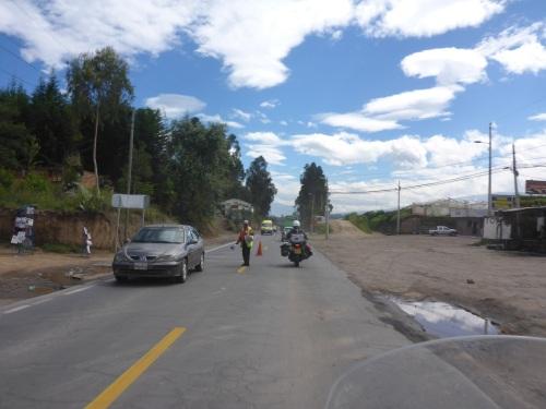 Entrepreneur in Ecuador