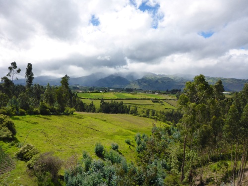 Bolivar county, Ecuador