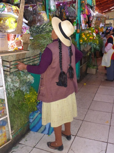 San Camilo market